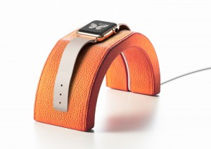 support-cuir-apple-watch