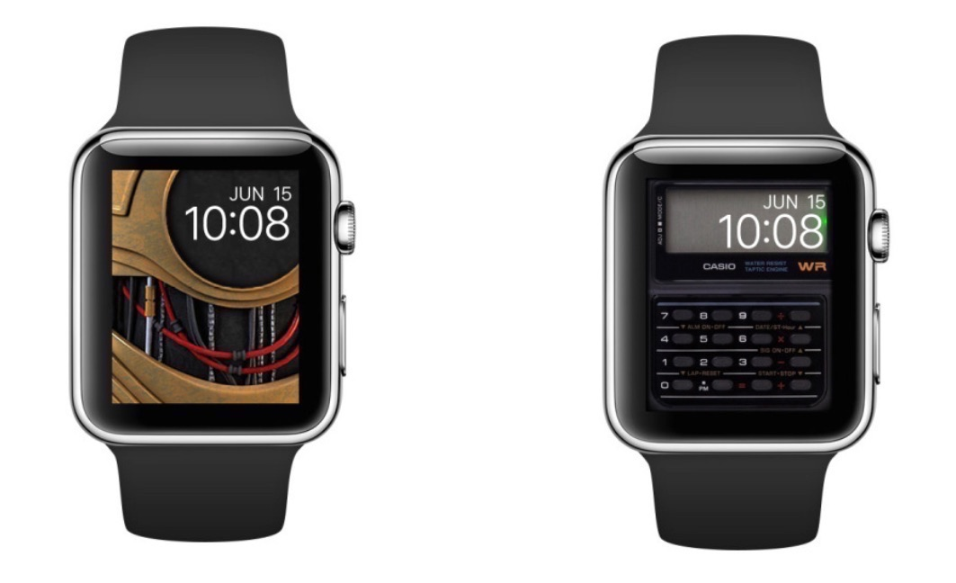 ecran pour apple watch